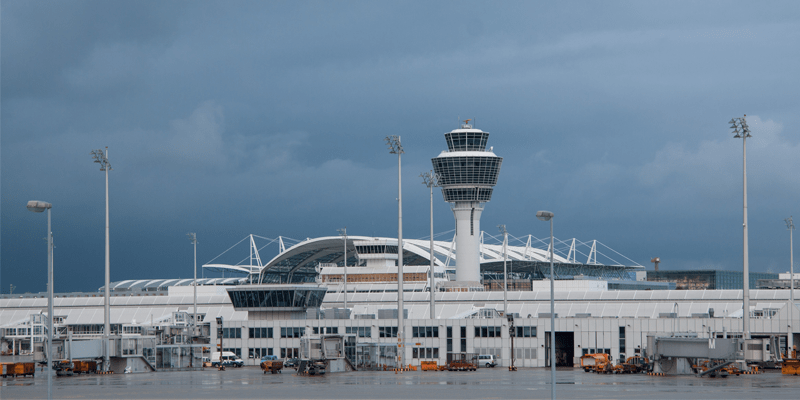 Flughafen München - Iata Code MUC